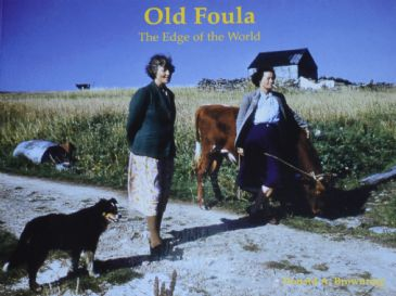 Old Foula - The Edge of the World, by Donald A. Browning